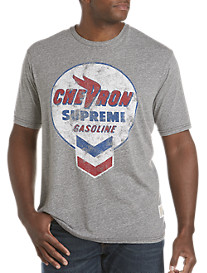 Retro Brand Chevron Supreme Graphic Tee