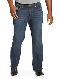 Lucky Brand® Opal Dark Wash Jeans – Relaxed Straight 181 Fit