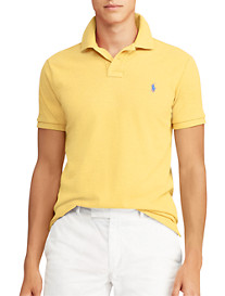 Polo Ralph Lauren® Classic Fit Mesh Piqué Polo Shirt