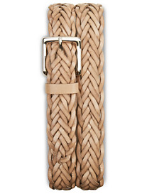 Brooks Brothers® Braided Leather Belt