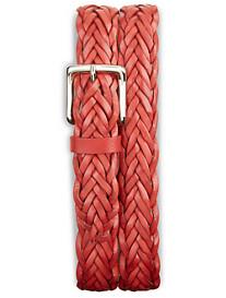 Brooks Brothers® Braided Leather Belt