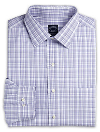 Brooks Brothers® Non-Iron Check Dress Shirt