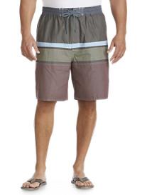 Rochester Colorblock Board Shorts