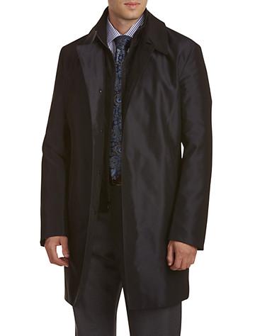 Sanyo® Brando Silk Grosgrain Raincoat - $998.00