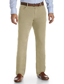 Paul & Shark® 5-Pocket Stretch Twill Pants