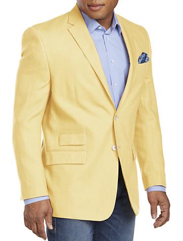 Ralph by Ralph Lauren Linen Sport Coat (yellow)