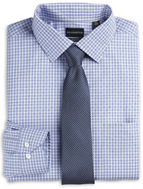 Rochester Dobby Check Dress Shirt