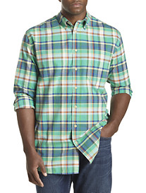 Tommy Hilfiger® Rojas Plaid Sport Shirt
