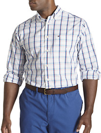 Tommy Hilfiger® Oar Plaid Sport Shirt