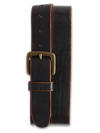 Lucky Brand® Chase Leather Jeans Belt