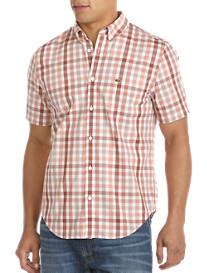 Lacoste® Tonal Gingham Sport Shirt