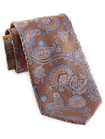 Rochester Large Paisley Silk Tie