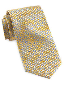 Rochester Connected Neat Silk Tie