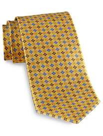 Robert Talbott Best of Class Floral Medallion Silk Tie