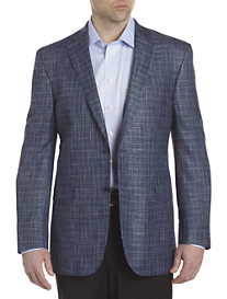 Jack Victor® Plaid Sport Coat