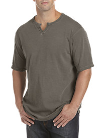 Lucky Brand® Notch-Neck Slub Tee
