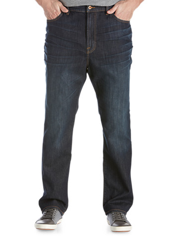 Lucky Brand® Barite Dark Wash Jeans – 329 Straight Fit - ( Athletic Fit )