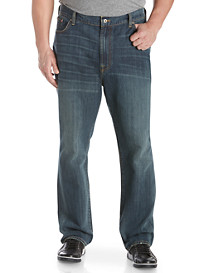 Lucky Brand® Cooktown Medium Wash Jeans – Relaxed Straight 181 Fit