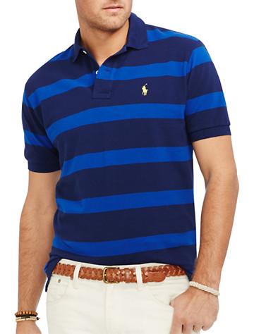 Polo Ralph Lauren® Stripe Mesh Polo | Polos