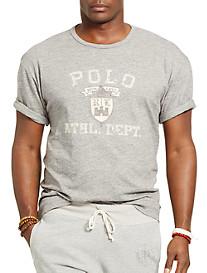 Polo Ralph Lauren® Athletic Print Graphic Tee