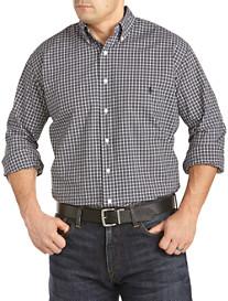 Polo Ralph Lauren® Fancy Plaid Poplin Sport Shirt