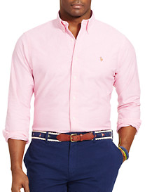 Polo Ralph Lauren® Solid Stretch Oxford Sport Shirt