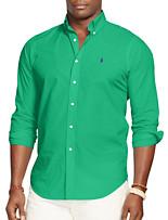Polo Ralph Lauren® Solid Poplin Sport Shirt