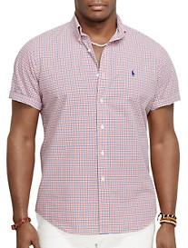 Polo Ralph Lauren® Tattersall Check Poplin Sport Shirt