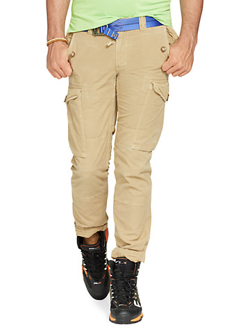 Polo Cargo Pants from Destination XL