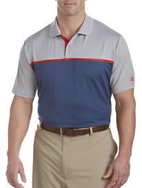 adidas® Golf climacool® Mesh Print Tape Polo