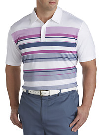 adidas® Golf climacool® Chest Stripe Polo