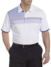 adidas® Golf climachill™ Gradient Polo