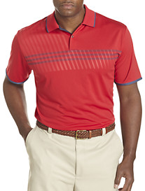 adidas® Golf climachill™ Debossed Polo