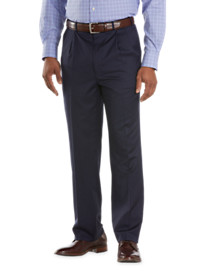 Ralph by Ralph Lauren Stripe Pleated Suit Pants