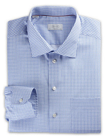 Eton® Medallion-Print Dress Shirt