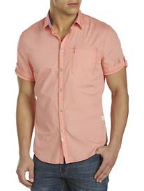 Calvin Klein Jeans® Snap-Front Sport Shirt