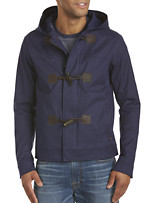 Michael Kors® Hooded Toggle-Front Nylon Jacket