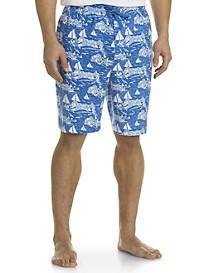 Nautica® Printed Jam Shorts