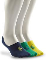 Polo Ralph Lauren® No-Show Liners – 3 Pk.