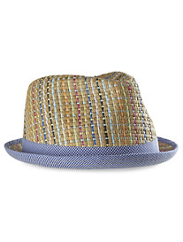 Robert Graham® Crystal Cove Paperstraw High Roller Hat