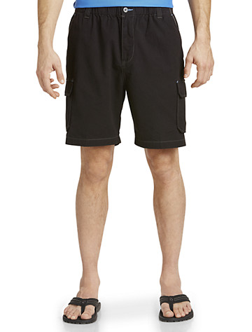 Blue Black Shorts
