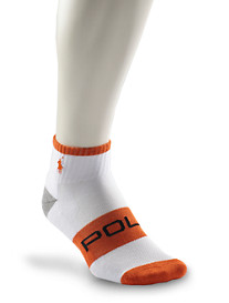Polo Ralph Lauren® Technical Sport Quarter-Top Socks – 6 Pk.
