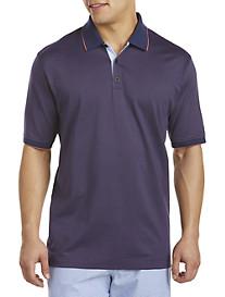 Cutter & Buck® Nano CB DryTec™ Luxe Braden Jacquard Polo