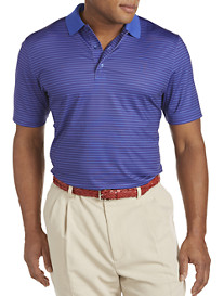 Cutter & Buck® CB DryTec™ Exclusive Stripe Polo