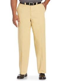 Bruno Saint Hilaire® Simon Flat-Front COOLMAX® Pants