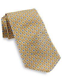 Robert Talbott Best of Class Medallion Silk Tie