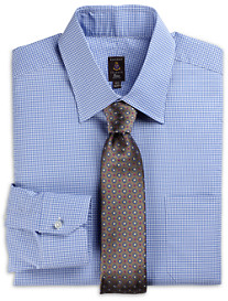 Robert Talbott Estate Small Gingham Dress Shirt