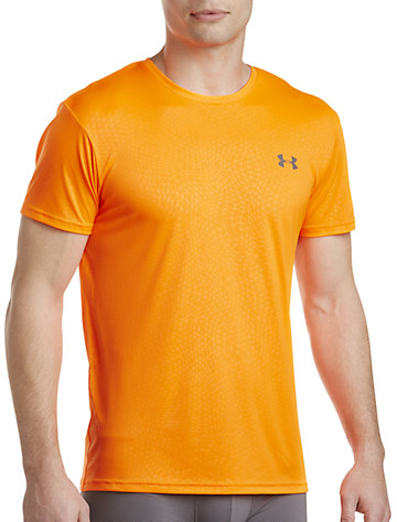 Big & Tall Under Armour® HeatGear® Flyweight Crewneck Undershirt D3988