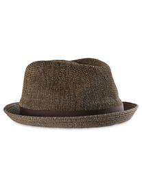 Bailey® of Hollywood Crochet/Braid Trim Hat