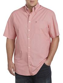 Tommy Hilfiger® Mini Dobby Print Sport Shirt